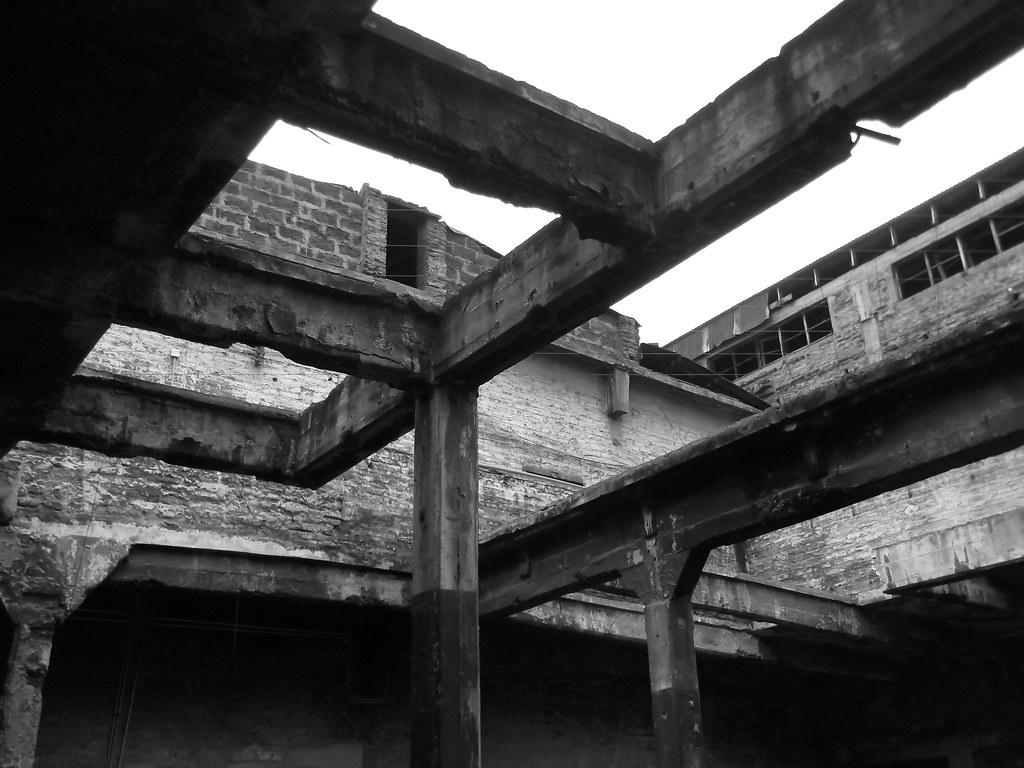 En ruina (Persa Biobío)