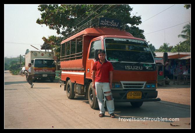De buschauffeur