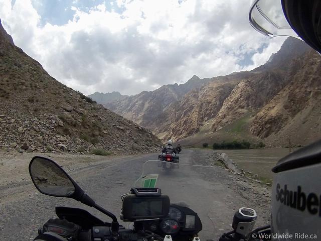 Tajikistan khorong-3