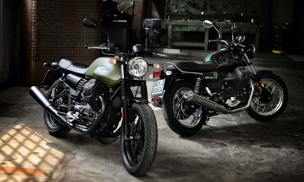 moto guzzi 750 v7 iii stone 2018 galerie moto motoplanete. Black Bedroom Furniture Sets. Home Design Ideas