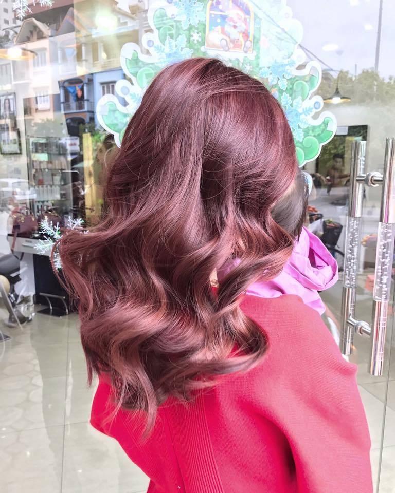 Kiểu tóc XOĂN đẹp nhất 2017