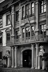 Das S�dportal der Residenz