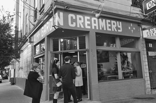 Garden Creamery - Queue bw