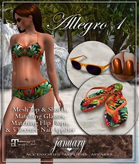 January ~ Appliers & Apparel- Exclusive Items Aloha Fair 2017