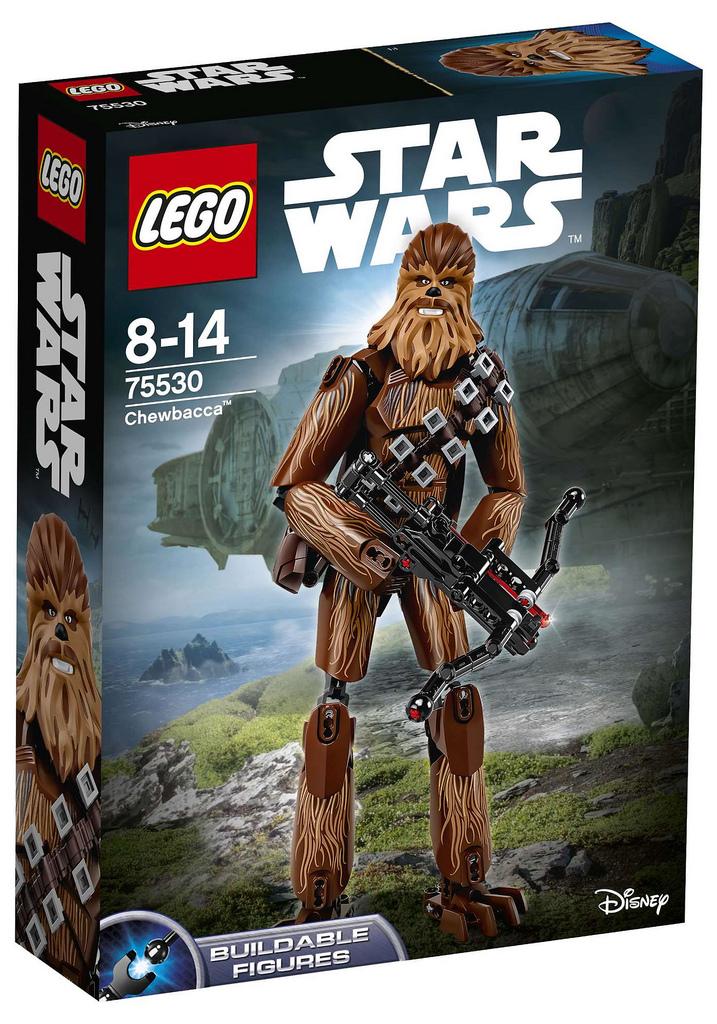 Chewie Front