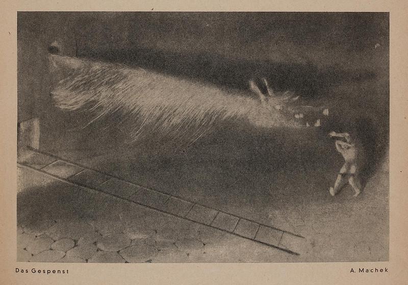 Anton Machek - The Ghost, 1934