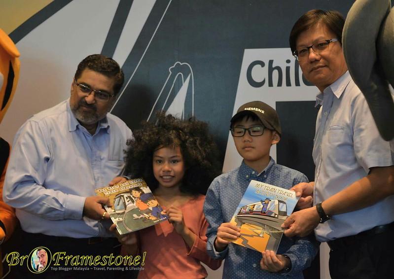 Siemens Malaysia My Train-Ventures