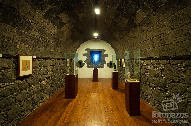 Castillo de San José - Museo de arte contemporáneo