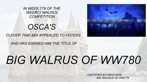 WW779_WINNER CERTIFICATE - OSCA