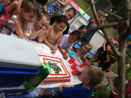 Nick's 6th Birthday 2017