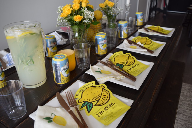 Summer Hostessing Ideas