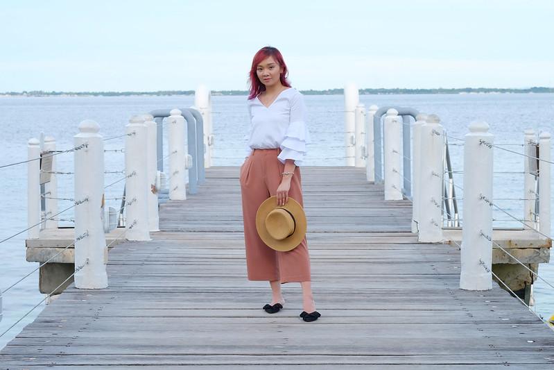 jean yu, cebu fashion bloggers, cebu bloggers, fashion bloggers, food blogger, beauty blogger, lifestyle bloggers, style blogger, travel blogger, what to wear, cebu, asian blogger, philippines, social media influencer, online influencer, philippines bloggers, philippines fashion bloggers, bloggers in cebu, zara, uniqlo, culottes, frills, summer 2017, summer outfit, summer ootd, philippines fashion