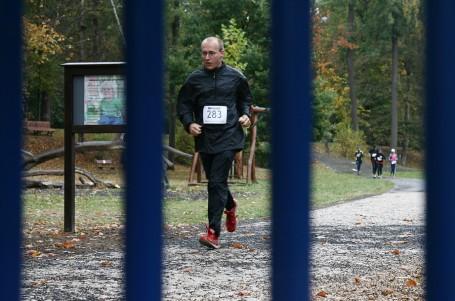 Běhám ve věznici po 200m okruhu a sním o maratonu