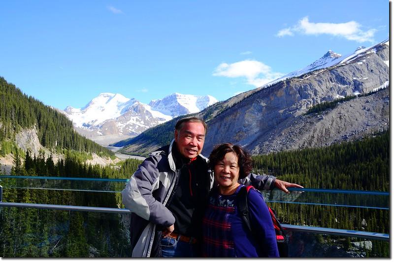 Taken on the Glacier skywalk 3
