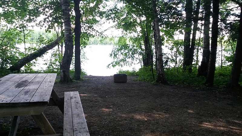 Camping Plage de la Baie (#7B)