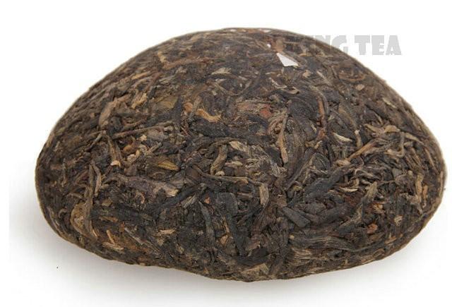 Free Shipping 2006 XiaGuan Royal Tuo Bowl 200g * 5 = 1000g YunNan MengHai Organic Pu'er Raw Tea Weight Loss Slim Beauty Sheng Cha