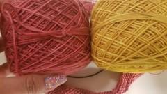 Wonder Melon Yarn