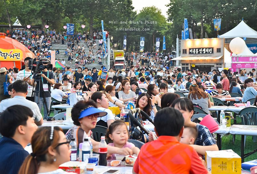 韓國大邱炸雞啤酒節旅遊景點37