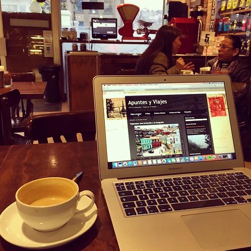 Café Melbourne #Valparaíso