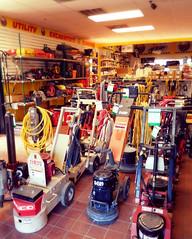 Floor Finishing Tool Rentals in Tampa