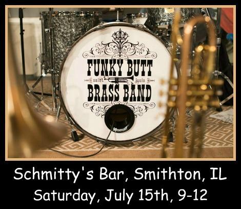 Funky Butt Brass Band 7-15-17