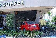 072017-Collision Hits Coffee Shop