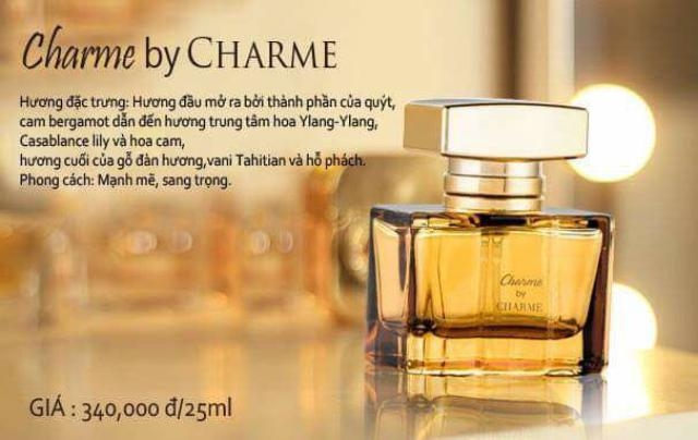 Phân loại nhóm mùi hương nước hoa Charme Việt Nam - charmephap.com - 1