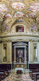 Chapel, Basilica di Santa Maria Trastevere