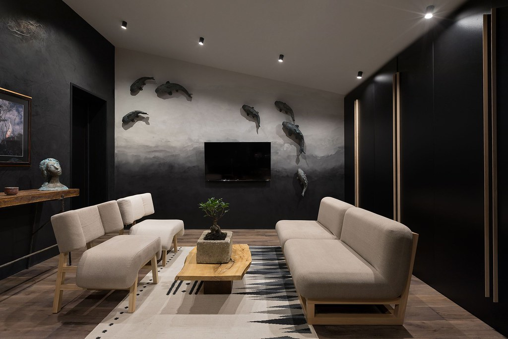 Japanese home design with the Ukrainian tradition by Sergey Makhno Sundeno_04