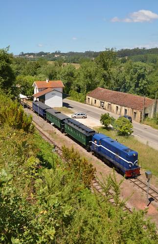 Comboio n.º 31309 - Eirol