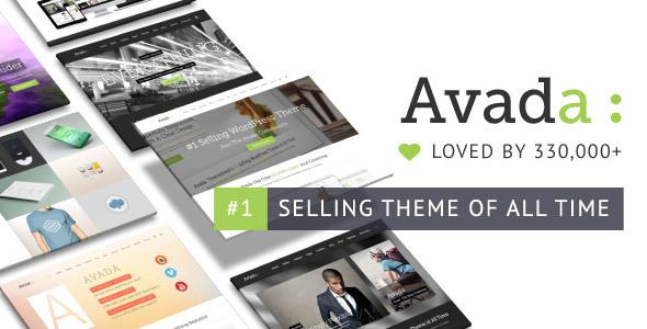 Avada v5.2.1 – Responsive Multi-Purpose Theme