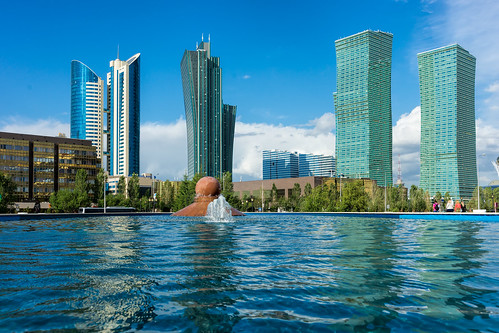 2017 kazakhstan travel expo expoastana peterlendvai phototrip astana water building city citiyscape architecture fountain
