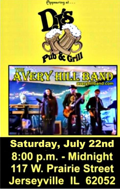 Avery Hill 7-22-17