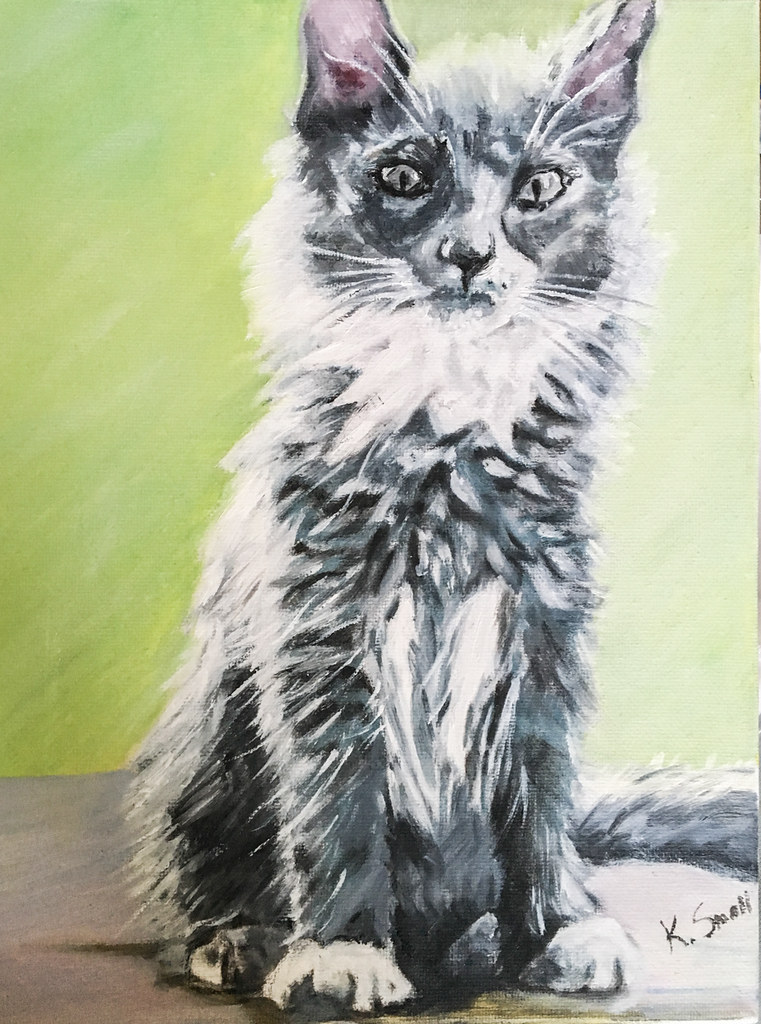 Portrait Painting Classes at Adjectives
