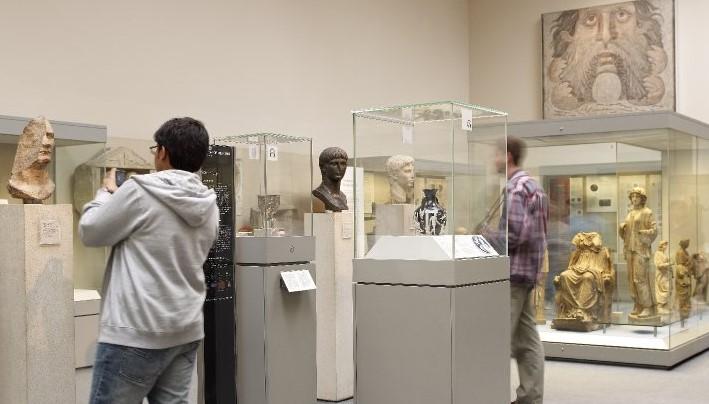 大英博物館での展示