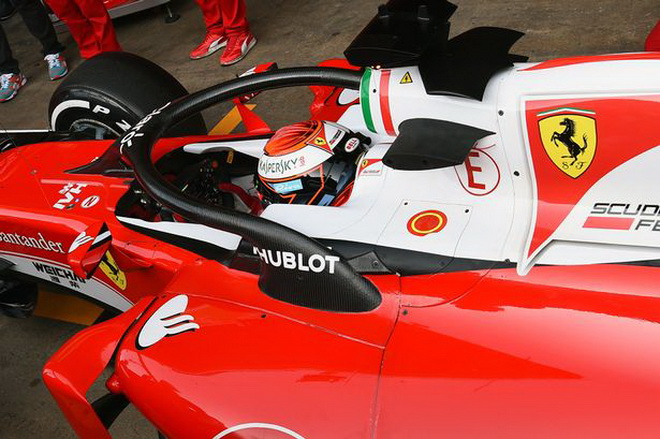 Ferrari-testing