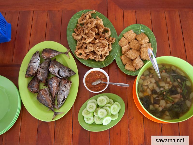 Paket Makan Catering Little Hula Hula