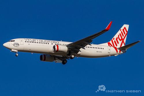 Virgin Australia Boeing 737 VH-YFY YBBN