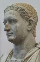 Portrait of the Roman emperor Domitian, 3