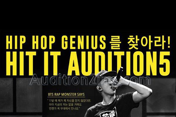 (현_서울)빅히트 엔터테인먼트 - Hit It Audition 5