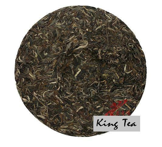 Free Shipping 2013 Lao Man'E BanZhang Old Tree Cake 400g China YunNan MengHai Chinese Puer Puerh Raw Tea Sheng Cha Premium Slim