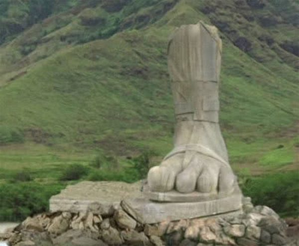 La grande statue de l'île de Lost . 36092470342_29d6451ed4_o