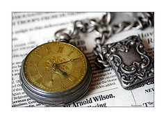 Antique Fob Watch