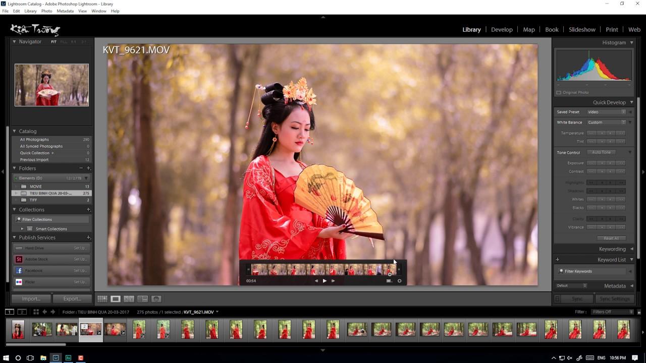 56Video Editing in Adobe Photoshop