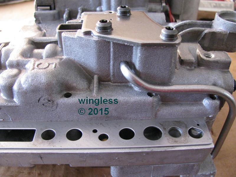 wingless 46RH Transmission Rebuild - JeepForum com