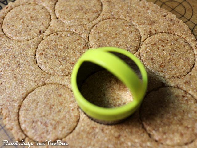 2017.0715 【食譜】全素抹茶醬椰香餅乾 (無麵粉) Vegan Coconut Cookies with Matcha Dip (Gluten Free)
