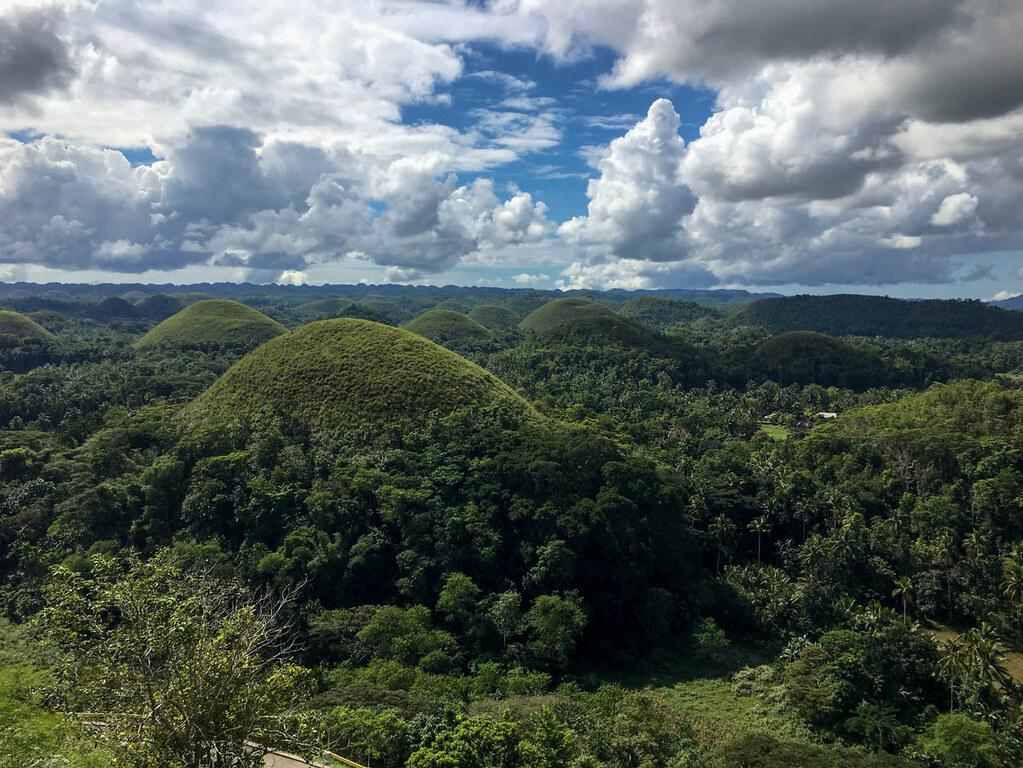 Chocolate Hills | Cebu Itinerary