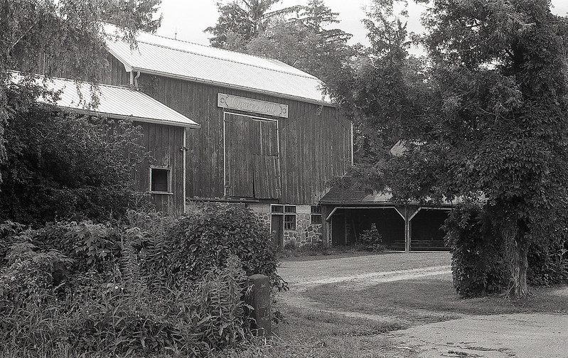 Quaker Hill Barn