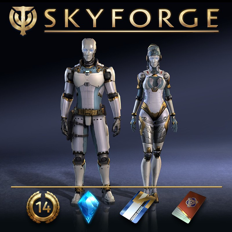 Skyforge: Seasonal Pack