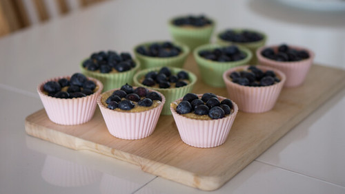 blueberries-cupcake